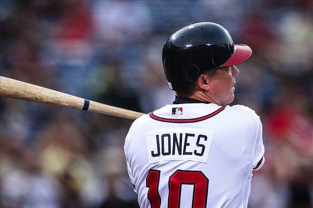 Chipper Jones Cbs Chipper Jones Doesn 39 t Believe
