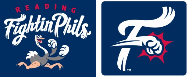 double a reading changes name to fightin phils cbssports com