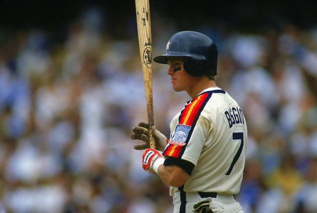 Craig Biggio's 3,000 hits weren't good enough last year for Hall of Fame induction.