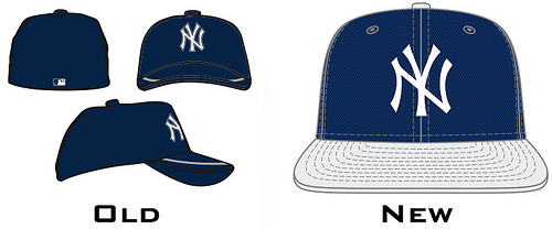 buy online b374c b1428 New BP caps show questionable judgment by Braves, Yankees ...