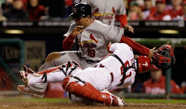 Jay, Ruiz collision