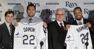 Friedman, Damon, Maddon, Ramirez