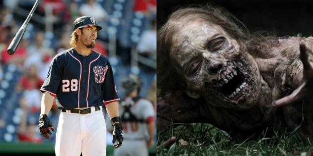 Werth, zombie