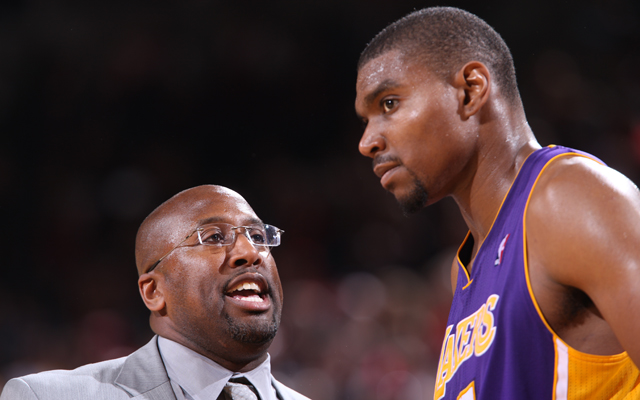 ANDREW BYNUM will keep shooting three-pointers, thanks