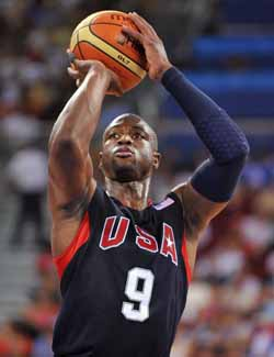 on sale d9a15 76c5d dwyane wade olympic jersey