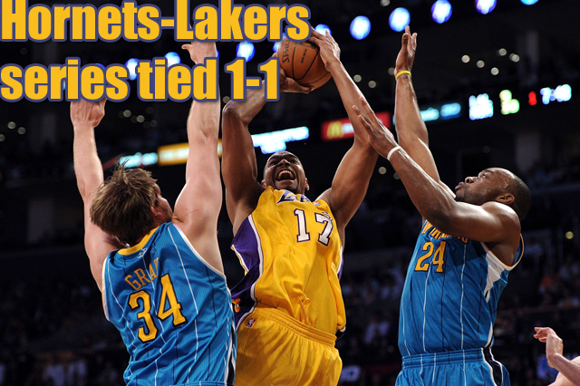 hornets-lakers