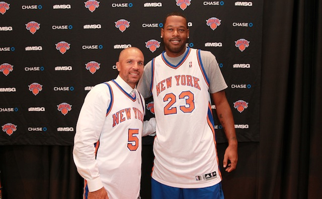 The 2012-13 Knicks are the oldest team in NBA history - CBSSports.com