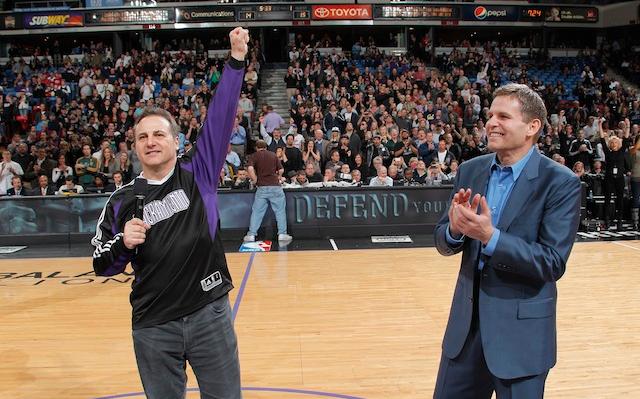 Joe Maloof says the Kings are not leaving Sacramento ...