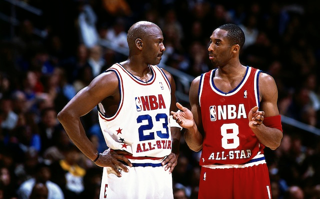 the latest 18e16 89886 Kobe Bryant responds to Michael Jordan laughing at his statement that the 2012  USA Basketball team could beat the 1992 Dream Team.