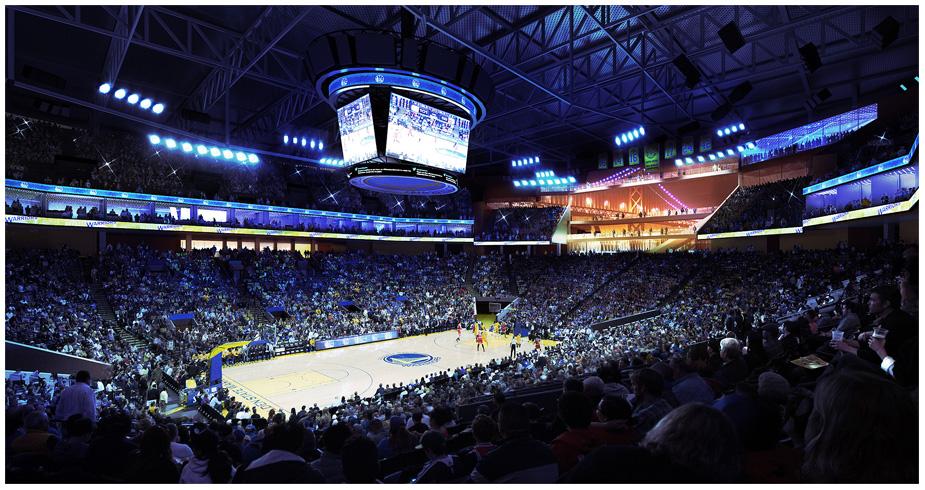 Warriors arena  (Warriors)