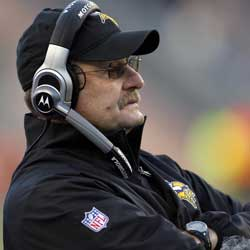 Brad Childress got the chance to defend himself this week.