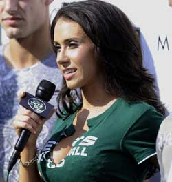 Jenn Sterger's attorney said the NFL investigation into B. Favre has been completed.