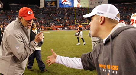 Denver will keep coach Josh McDaniels despite the controversy of the team video director illegally taping an opponents' practice.
