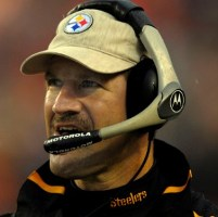 Bill Cowher apparently is looking at three teams (US Presswire).