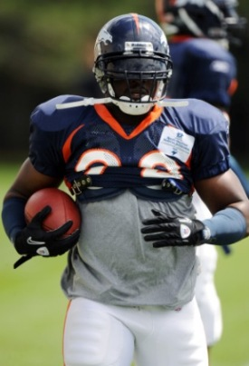 With E. Dumervil's injury, Denver's depth chart took another hit (AP).