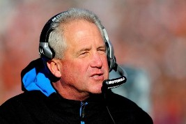 John Fox was introduced today as the new Denver coach.