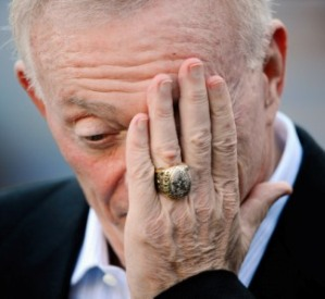 Jerry Jones might want to circumvent the Rooney Rule (Getty).