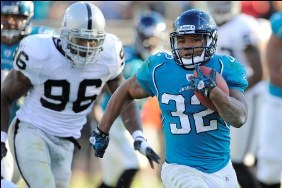 M. Jones-Drew (US Presswire)
