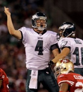 K. Kolb had an excellent tonight as Philadelphia beat San Francisco (AP).