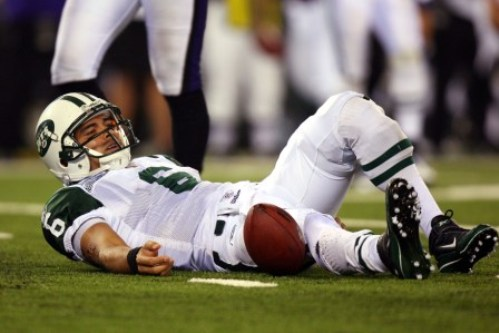 The NYJ provided us with the biggest letdown of the week (Getty).
