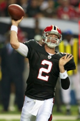 M. Ryan has become one of the better quarterbacks in the league (US Presswire).