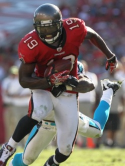M. Williams passed a urine test administed by the Tampa Bay organization (US Presswire).