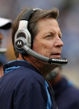 San Diego coach Norv Turner made a bold statement (Getty).