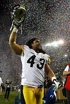 Troy Polamalu (Getty Images)