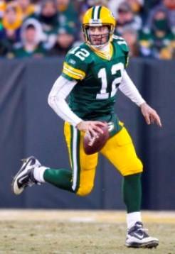 A. Rodgers (US Presswire)