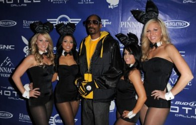 Snoop Dogg (US Presswire)