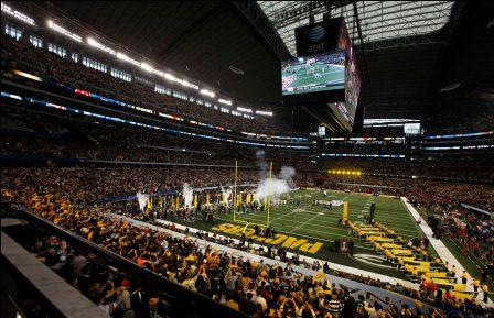 Super Bowl XLV (US Presswire)
