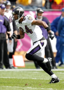 T. Houshmandzadeh would like an expanded role in Baltimore's offense, but he think he's not going to get it (Getty).