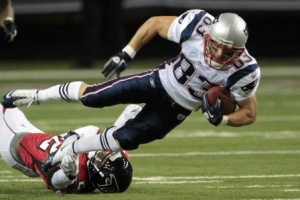 W. Welker had two catches for 20 yards in an impressive return to the field (AP).