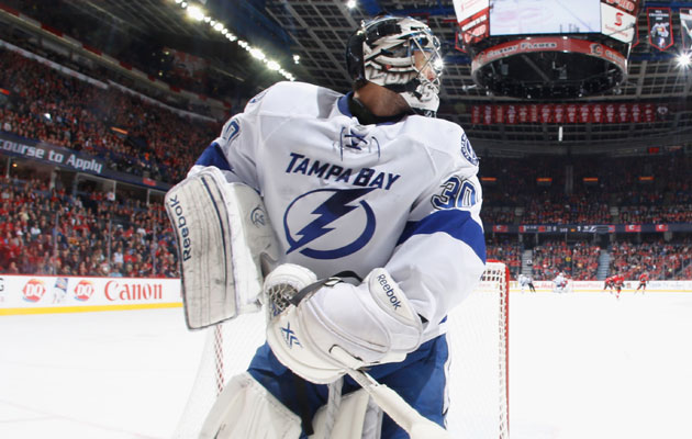 Bishop has 22 wins this season for Tampa Bay. (Getty Images)