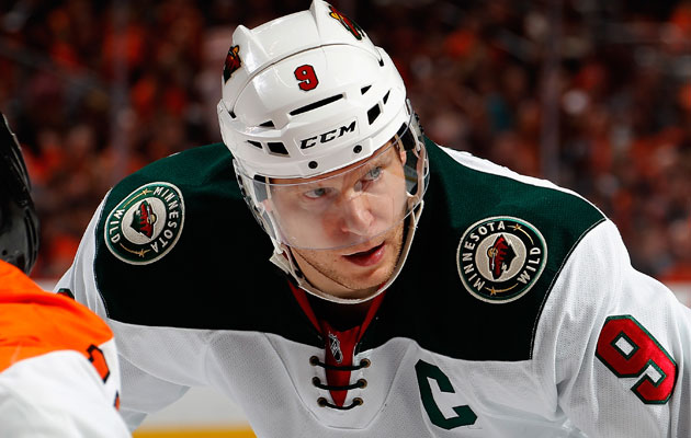 Koivu has a team-high 35 points this season. (Getty Images)