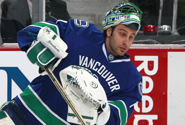 Luongo CBC Sports