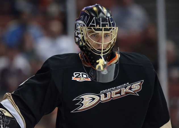 Hiller has won his past 14 starts. (Getty Images)
