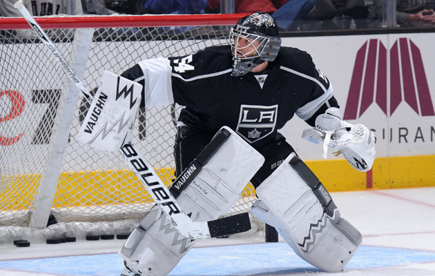 Scrivens didn't spent a lot of time in LA. (Getty Images)