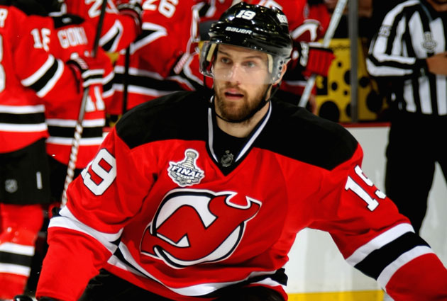 competitive price ae9c4 0c85d Travis Zajac signs eight-year contract extension with Devils ...