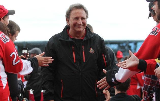 Melnyk is apparently still out to prove Cooke is guilty. (Getty Images)