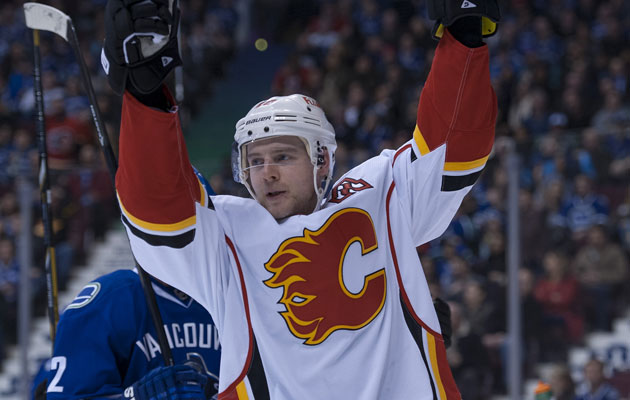 Stajan has seven goals, 10 assists this season. (Getty Images)