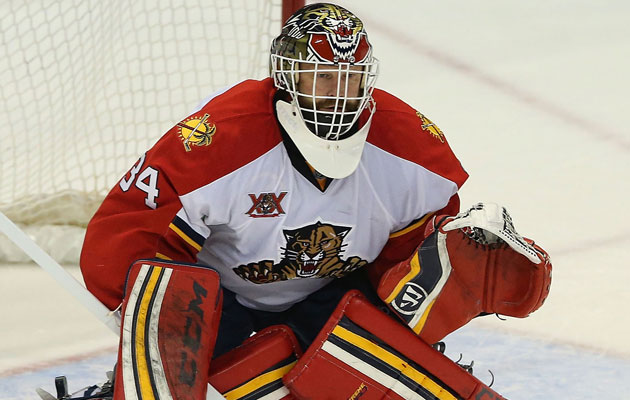 Thomas led Boston to the Cup in 2011. (Getty Images)