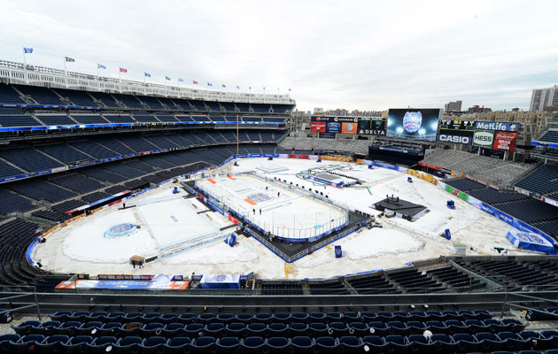Don't expect the outdoor games to go away. (Getty Images)
