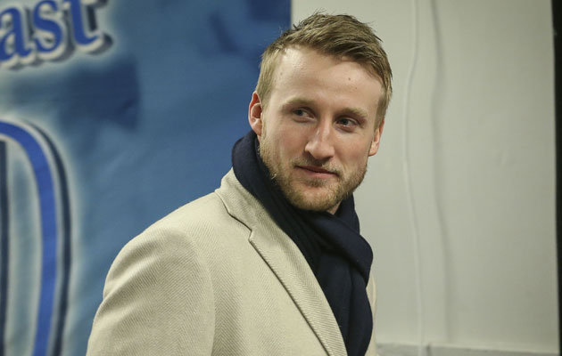 Stamkos is looking to play one game before the Olympic break. (Getty Images)