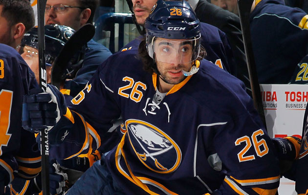 Moulson doesn't have a contract beyond this season. (Getty Images)