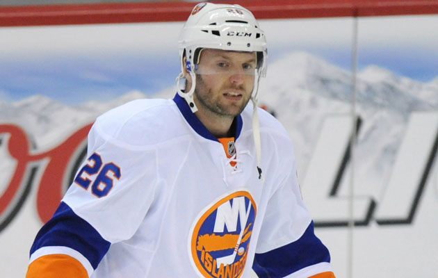 Vanek seems destined for a trade but it might be tough. (Getty Images)