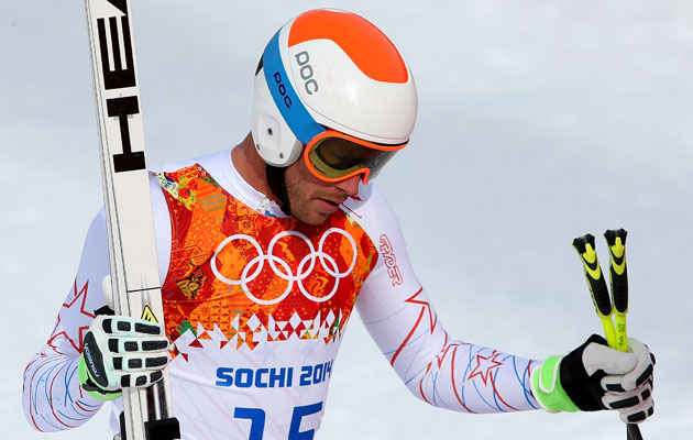 Miller had designs on a medal but finishes eighth. (Getty Images)