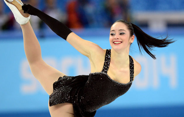 Kaetlyn Osmond was reportedly tested hours before her Saturday performance. (Getty Images)