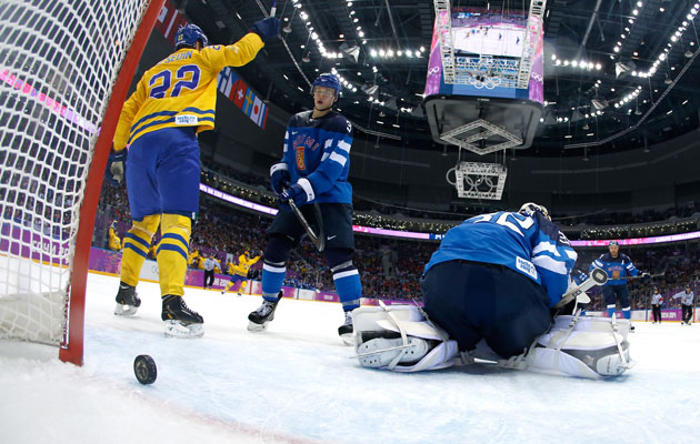 Sweden will play for a second gold medal in the last three Olympics. (Getty Images)