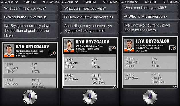 How old is the universe, Siri? (Philly.com)